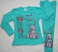 Туника+лосины 3,4,5,6 лет детская одежда Турция