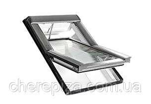 Вікно мансардне Designo WDT R45 K W AL 11/11 E