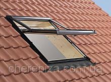 Вікно мансардне Designo WDF R75 H N WD AL 06/14