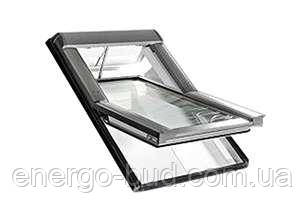 Вікно мансардне Designo WDT R45 K W AL 07/09 EF