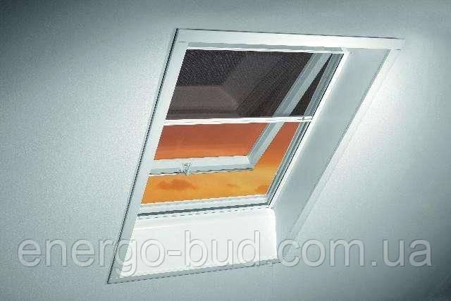 Сітка москітна Designo ZRI 84/R8 DE 11/14 AL-300