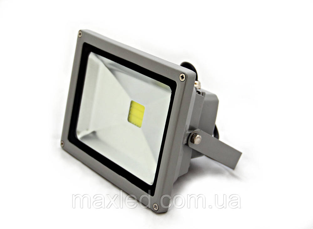 Прожектор світлодіодний 20Вт FLOOD20W-12V