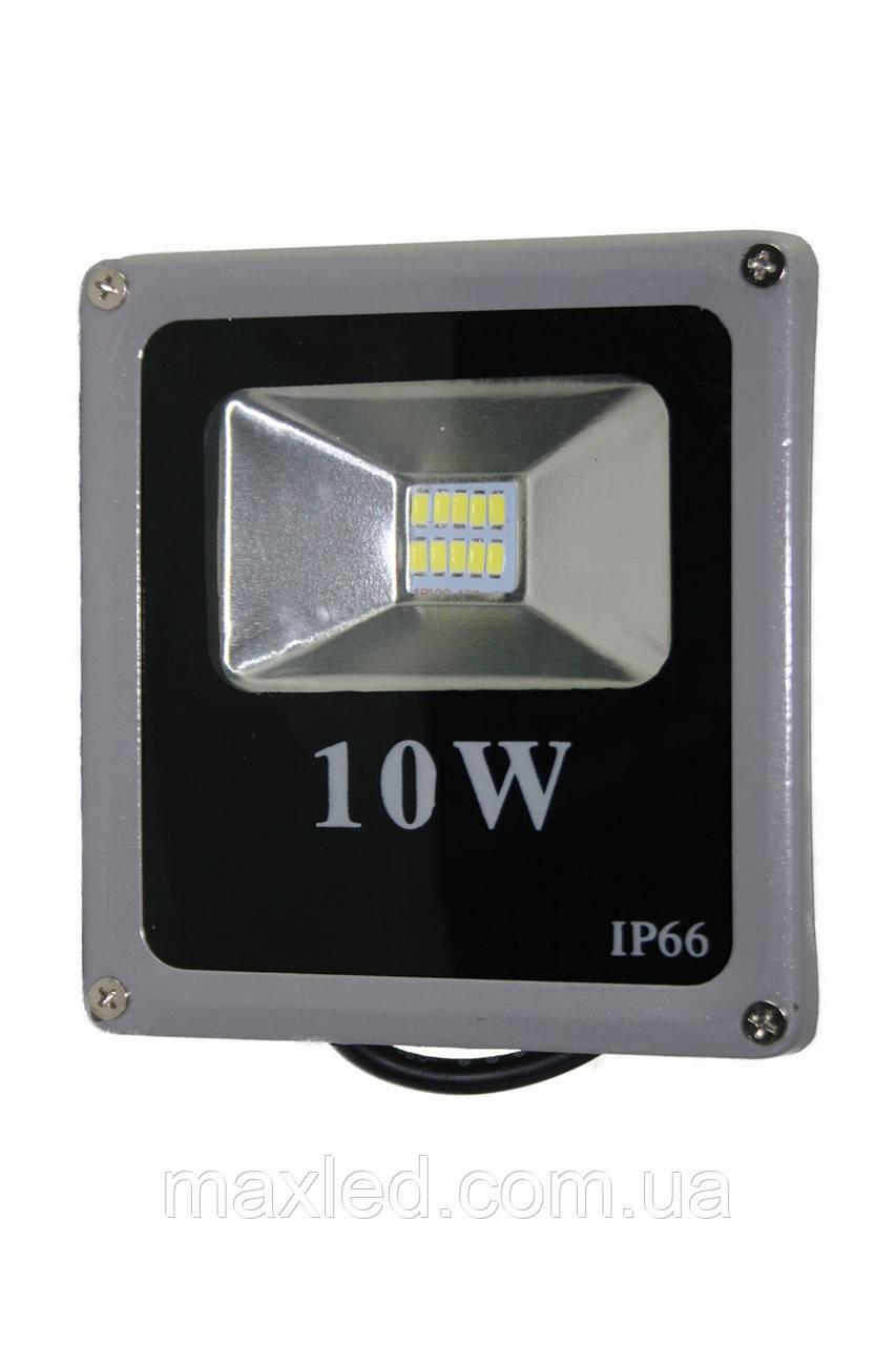 Прожектор світлодіодний 10Вт FLOOD10X