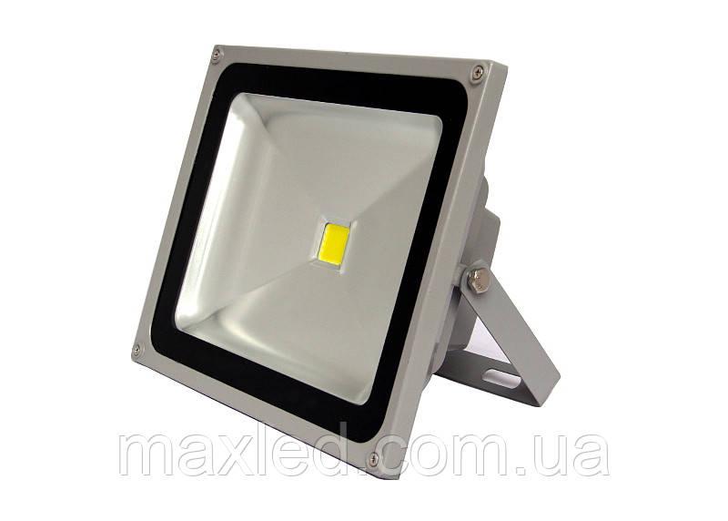 Прожектор светодиодный  50Вт FLOOD50E