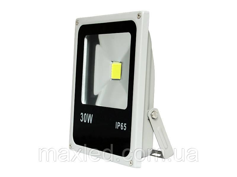 Прожектор светодиодный  30Вт FLOOD30S