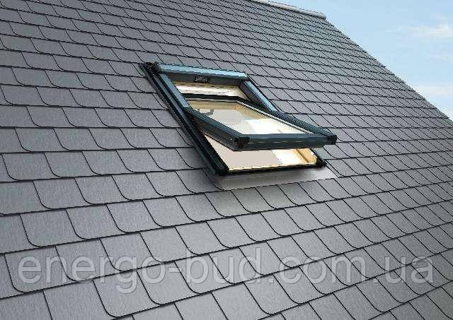 Вікно мансардне Roto Q-4_ H3C AL 066/118 S0