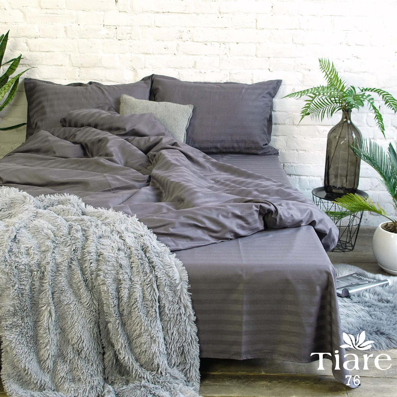 Комплект постельного белья Tiare Евро Сатин Stripe арт. 76