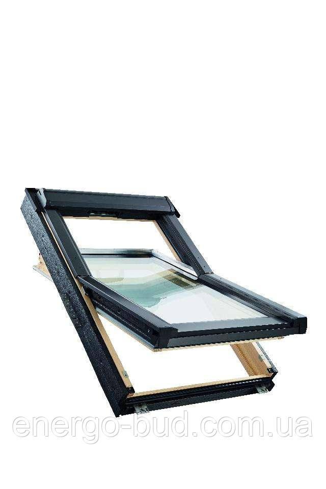 Вікно мансардне Roto Q-4_ H3P AL 055/098 P5