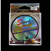 Леска FLUOROKARBON Shark XPS TRABUCCO 0.16