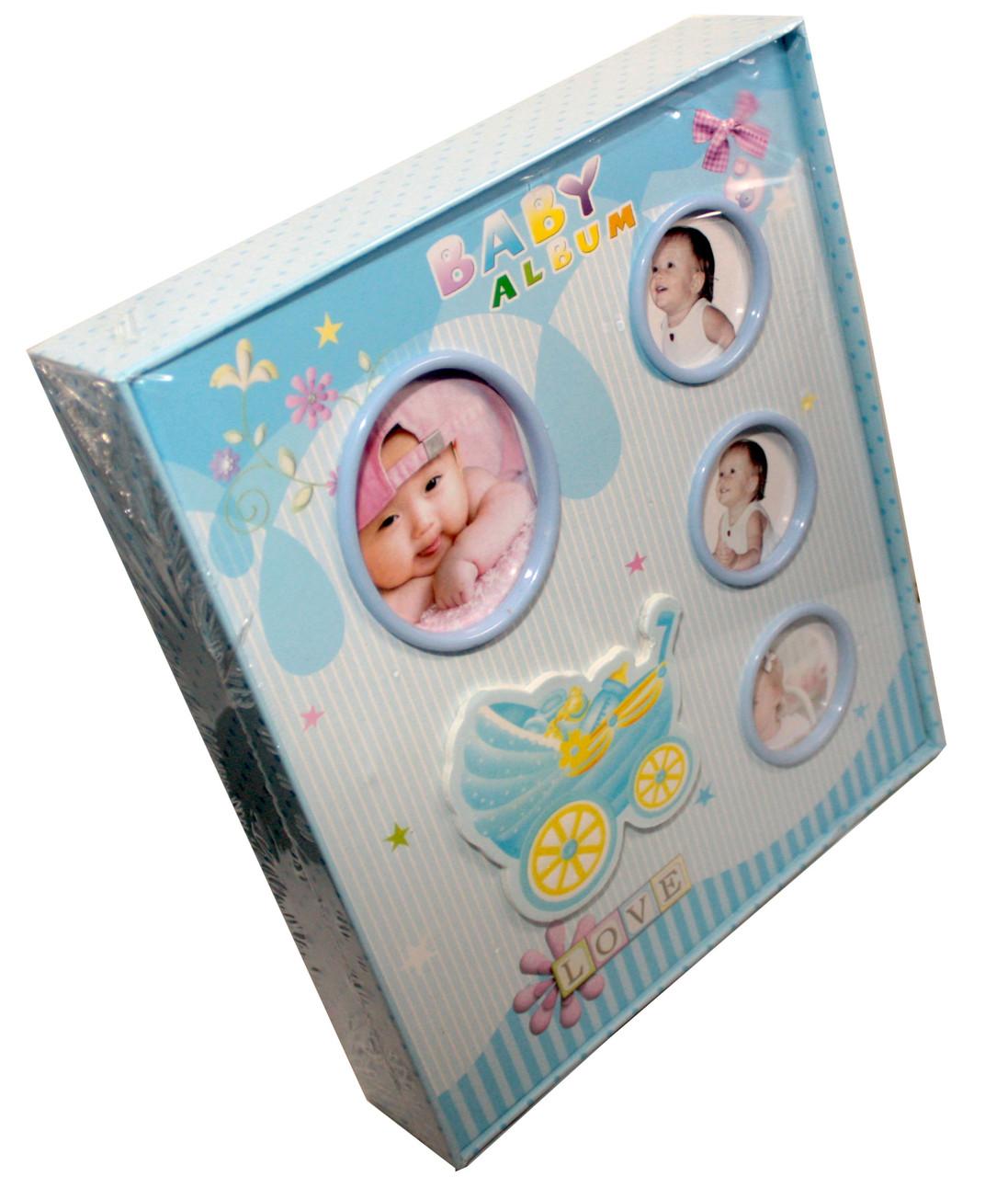 """Фотоальбомы """"Baby"""" в коробке"""