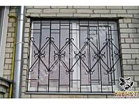 Жалюзийные решетки на окна