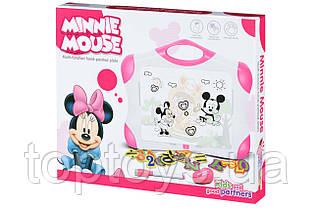 Магнітна дошка Same Toy Мінні Маус рожевий (009-2042CUt)