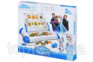Магнітна дошка Same Toy Холодне серце синя (009-2042BUt)
