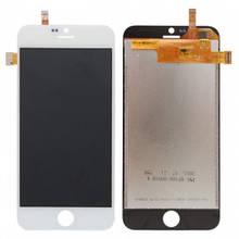 Дисплей Blackview A6 Ultra с сенсором (тачскрином) белый