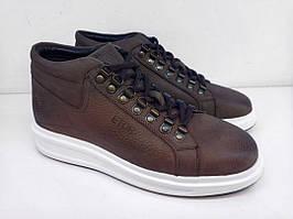Кросівки Etor 9014-899-7239 оливкові