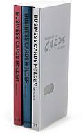 Economix Визитница на 128 визиток пластик Арт. Е30303