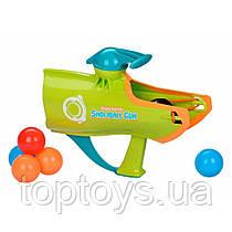 Бластер Same Toy для стрільби кульками 2 в 1 зелений (338Ut)