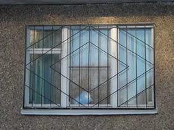 Решетки на окна за квадратный метр