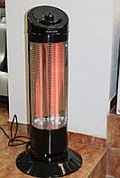 Напольный карбоновый обогреватель Zenet HQ – 1200B черный