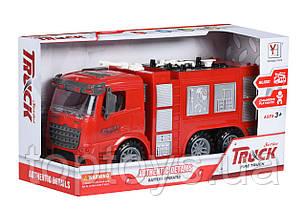 Машинка Same Toy Truck інерційна Пожежна машина (98-618Ut)