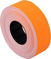 Economix Этикетки-ценник 21*12мм Оранжевый E21301-06