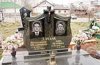 Памятник на двоих № 3022