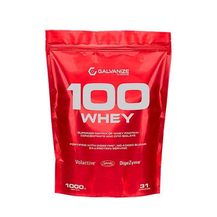 Протеїн Galvanize Chrome 100% Whey, 1 кг Шоколад-кокос