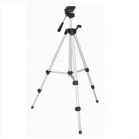 Универсальный штатив 330A для видеокамеры, фотоаппарата или смартфона, максимальная высота 134 см