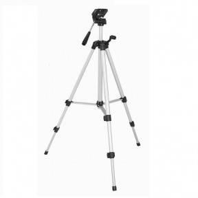 Универсальный штатив 330A для видеокамеры, фотоаппарата или смартфона, максимальная высота 134 см, фото 2