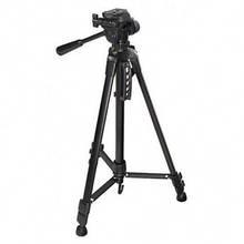 Универсальный штатив 3520 для видеокамеры, фотоаппарата или смартфона, максимальная высота 140 см
