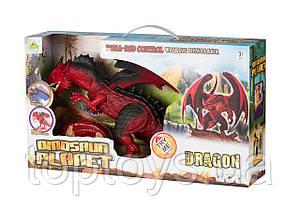 Інтерактивна іграшка Same Toy Dinosaur Planet Дракон (RS6139AUt)