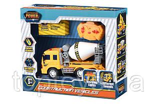 Машинка Same Toy City на радіокеруванні Бетономішалка (F1602Ut)