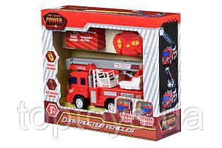 Машинка на радіоуправлінні Same Toy City Пожежна машина (F1620Ut)
