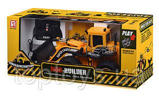 Трактор навантажувач Same Toy Super Loader з пультом управління (S927Ut)