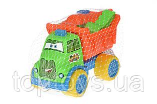 Набір для гри з піском Same Toy Машинка 7 предметів (HY-1303WUt)