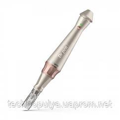 Бездротовий дермапен Dr.Pen E30 Дермаштамп електричний мезороллер для обличчя і тіла Золотистий (251)