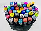 Набор маркеров для скетчинга Touch двухсторонние маркеры на спиртовой основе скетч-маркеры фломастеры, фото 3