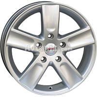 Литые диски RS Wheels 5156TL R16 PCD5x118 ЕT45 DIA71.6 (silver)