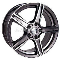 Литые диски Racing Wheels H-315 R17 PCD5x112 ЕT38 DIA73.1 (BKFP)