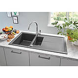Кухонна мийка Grohe Sink K400 31642AT0, фото 4