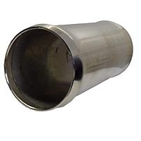 З'єднувач 42 мм тосольний з нержавійки