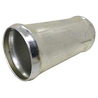 З'єднувач 38 мм тосольний из нержавеющей стали.
