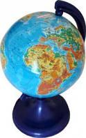 Глобус  9 см. физический арт. 1000096