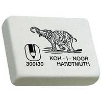 "Koh-i-Noor Стирательная резинка (ластик) 300/30 ""Слон"" 27шт Арт. 300/30"