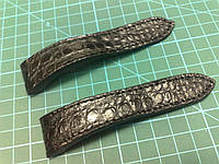Ремешок из кожи Крокодила для часов Cartier Santos 100 , фото 1