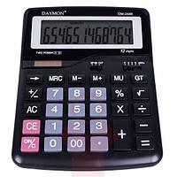 Daymon Калькулятор 12-разрядный  DM-2446