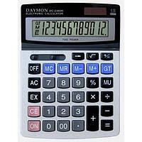 Daymon Калькулятор  12-разрядный DC-2385N