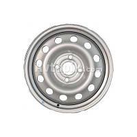 Стальные диски Евродиск 52A36C R13 W5.5 PCD4x100 ET36 DIA60.1 (silver)