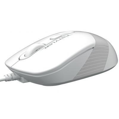 Мишка A4tech FM10S White