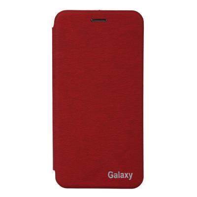 Чохол для моб. телефону BeCover Exclusive Galaxy M20 SM-M205 Burgundy Red (703376)
